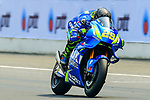 Team SUZUKI ECSTAR's rider Andrea Iannone of Italy rides during the MotoGP Official Test at Chang International Circuit on 18 February 2018, in Buriram, Thailand. Photo by Kaikungwon Duanjumroon / Power Sport Images