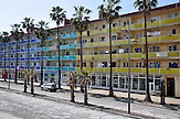 Wohnhäuser in Batumi. / apartment houses in Batumi.