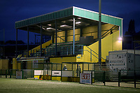 General view of the ground during Haringey Borough vs Potters Bar Town, Pitching In Isthmian League Premier Division Football at Coles Park Stadium on 28th September 2021