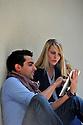 28/09/11 - CLERMONT FERRAND - PUY DE DOME - FRANCE - Shooting etudiant a l Ecole Superieure de Commerce - Photo Jerome CHABANNE