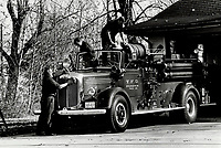 1978<br />  FILE PHOTO - ARCHIVES -<br /> <br /> Canada - Ontario - Toronto - Fire Department - Stations<br /> <br /> Bezant, Graham<br /> Picture, 1978, <br /> <br /> 1978<br /> <br /> PHOTO : Graham Bezant - Toronto Star Archives - AQP