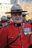 jour du souvenir<br />  2011<br /> <br /> PHOTO : Agence Quebec Presse