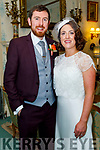 Galvin/Farrell wedding in the Ballyseede Castle Hotel on Saturday October 17th