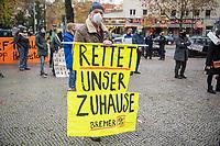 2020/11/17 Berlin | Wohnungspolitik | Heimstaden