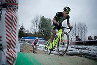 Sven Nys (BEL/Crelan-AAdrinks)<br /> <br /> Jaarmarktcross Niel 2015  Elite Men & U23 race