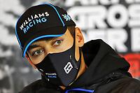 8th October 2020, Nuerburgring, Nuerburg, Germany; FIA Formula 1 Eifel Grand Prix;  63 George Russell GBR, Williams Racing