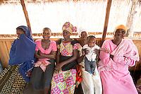 Africa, DRC, Democratic Republic of the Congo, South Kivu, Kamanyola. Women for Women project. WFW Kamanyola co-op and lifeskills training. Literacy & numeracy class.