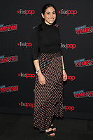 """NEW YORK CITY - OCTOBER 10: Writer Sarah Naftalis attends a 2021 New York Comic Con event for FX's """"What We Do In The Shadows"""" at the Javits Center on October 10, 2021 in New York City.  (Photo by Ben Hider/FX//PictureGroup)"""