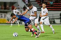 Recife,PE,13.02.2020 - SANTA CRUZ - ABC - Partida entre Santa Cruz e ABC válida pela 4° rodada da Copa do Nordeste, nesta quinta-feira (13) no estádio do Arruda, Recife(PE).(Rafael Vieira/Código19).