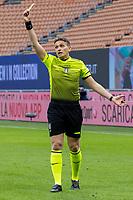 inter-sassuolo - milano 7 aprile 2021 - 28° giornata Campionato Serie A - nella foto: arbitro irrati di pistoia