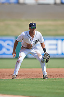 Detroit Tigers Luke Sherley (65) during a Florida Instructional League game against the Pittsburgh Pirates on October 6, 2018 at Joker Marchant Stadium in Lakeland, Florida.  (Mike Janes/Four Seam Images)