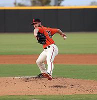 Trevor McDonald - 2021 Arizona League Giants (Bill Mitchell)