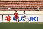 Branding of Suzuki during AFF Suzuki Cup 2010. Photo by Stringer / Lagardere Sports
