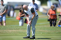 British Lions and Wales rugby union international Ieuan Evans a member of Team Wales during the Bulmers 2018 Celebrity Cup at the Celtic Manor Resort. Newport, Gwent,  Wales, on Saturday 30th June 2018<br /> <br /> <br /> Jeff Thomas Photography -  www.jaypics.photoshelter.com - <br /> e-mail swansea1001@hotmail.co.uk -<br /> Mob: 07837 386244 -