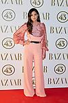 Berta Hernandez attends to II Harper's Bazaar Actitud 43 awards at  in Madrid, Spain. October 17, 2018. (ALTERPHOTOS/A. Perez Meca)
