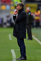 Moreno Longo of Frosinone looks on during the Serie A 2018/2019 football match between Frosinone and SSC Napoli at stadio Benito Stirpe, Frosinone, April 28, 2019 <br /> Photo Andrea Staccioli / Insidefoto