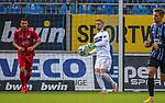 Jan-Christoph Bartels im Spiel gegen Türkgücü München beim Spiel in der 3. Liga, SV Waldhof Mannheim - Türgücü München.<br /> <br /> Foto © PIX-Sportfotos *** Foto ist honorarpflichtig! *** Auf Anfrage in hoeherer Qualitaet/Aufloesung. Belegexemplar erbeten. Veroeffentlichung ausschliesslich fuer journalistisch-publizistische Zwecke. For editorial use only. DFL regulations prohibit any use of photographs as image sequences and/or quasi-video.