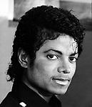 Michael Jackson 1983.© Chris Walter.