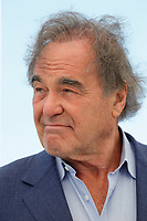 """CANNES, FRANCE - JULY 13: Oliver Stone attends the """"JFK Revisited: Through The Looking Glass"""" photocall during the 74th annual Cannes Film Festival on July 13, 2021 in Cannes, France. <br /> CAP/GOL<br /> ©GOL/Capital Pictures"""
