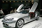 Carro no Salão do Automóvel de Frankfurt.  Foto de Marcio Nel Cimatti.