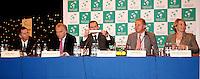 5-4-07, England, Birmingham, Tennis, Daviscup England-Netherlands, Raemon Sluiter is drawn as first to play Murrey