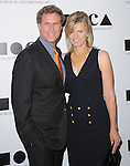 """Will Ferrell  and wife Viveca Paulin at The 2011 MOCA Gala """"An Artist's Life Manifesto"""" With Artistic Direction From Marina Abramovic held at MOCA Grand Avenue in Los Angeles, California on November 12,2011                                                                               © 2011 Hollywood Press Agency"""