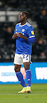 28.10.20 - Derby County v Cardiff City - Sky Bet Championship - Sheyi Ojo of Cardiff