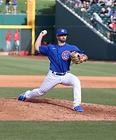 Craig Brooks - Chicago Cubs 2020 spring training (Bill Mitchell)