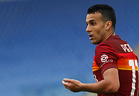 Roma's Pedro reacts during the Italian Serie A Football match between Roma and Genoa at Rome's Olympic stadium, March 7, 2021.<br /> UPDATE IMAGES PRESS/Riccardo De Luca