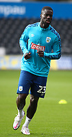 17th October 2020; Liberty Stadium, Swansea, Glamorgan, Wales; English Football League Championship Football, Swansea City versus Huddersfield Town; Mouhamadou-Naby Sarr of Huddersfield Town during warm up
