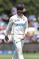 Kane Williamson during day one of the second International Test Cricket match between the New Zealand Black Caps and Pakistan at Hagley Oval in Christchurch, New Zealand on Sunday, 3 January 2021. Photo: Martin Hunter / lintottphoto.co.nz