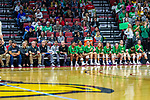 15 November 2019:    IHSA 3A State Semi-Final:  UHigh Pioneers v Joliet Catholic Angels at Redbird Arena in Normal IL