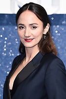 "LONDON, UK. November 11, 2019: Lydia Leonard arriving for the ""Last Christmas"" premiere at the BFI Southbank, London.<br /> Picture: Steve Vas/Featureflash"