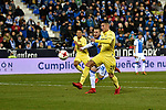 "Leganes vs Villarreal Daniel Rabaseda Antolin ""Raba""  during Copa del Rey match. 20180104."