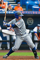 Michael Brenly #18 of the Daytona Cubs during game 3 of the Florida State League Championship Series against the St. Lucie Mets at Digital Domain Park on Spetember 11, 2011 in Port St. Lucie, Florida. Daytona won the game 4-2 to win the Florida State League Championship.  Photo by Scott Jontes / Four Seam Images