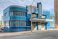 The historic Greyhound Bus Station in Jackson, Mississippi.  This station was the destination of the Freedom Riders in 1961.  The station was renovated by Renovation Architect, Robert Parker Adams, and currently serves as the firm's office.