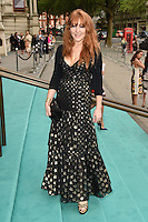 Charlotte Tilbury<br /> arrives for the V&A Summer Party 2016, South Kensington, London.<br /> <br /> <br /> ©Ash Knotek  D3135  22/06/2016