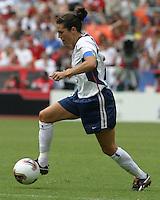 Julie Foudy, 2003 WWC USA Sweden.