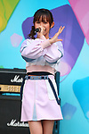 Jib, Girl pop group BNK48 performs during the Thai Festival 2019 at Yoyogi Park in Tokyo, Japan on May 12, 2019. (Photo by AFLO)