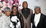 Cicely Tyson. LaTanya Richardson Jackson, Samuel Jackson and Spike Lee attends the 2016 American Theatre Wing Gala honoring Cicely Tyson at the Plaza Hotel on September 22, 2016 in New York City.