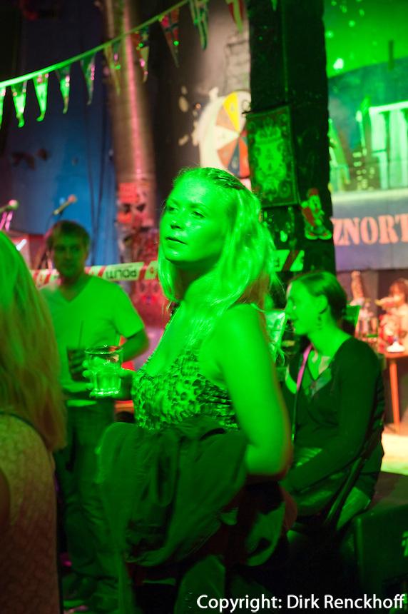 Norwegen, Oslo, Jazzlokal Blå Brenneriveien 9c