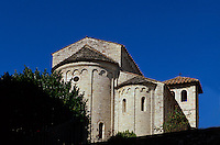 Italien, Umbrien, San Eufemia in Spoleto, 12. Jh.
