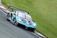 Nick Jones & Scott Malvern, Porsche 911 GT3 R, Team Parker Racing through Craners during the British GT & F3 Championship on 10th July 2021
