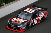 NASCAR XFINITY Series<br /> Lilly Diabetes 250<br /> Indianapolis Motor Speedway, Indianapolis, IN USA<br /> Saturday 22 July 2017<br /> Kyle Busch, NOS Energy Drink Rowdy Toyota Camry<br /> World Copyright: Nigel Kinrade<br /> LAT Images