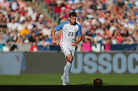 San Diego, CA - Sunday January 29, 2017: Chris Pontius during an international friendly between the men's national teams of the United States (USA) and Serbia (SRB) at Qualcomm Stadium.