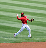 Anthony Rendon - Los Angeles Angels 2021 spring training (Bill Mitchell)