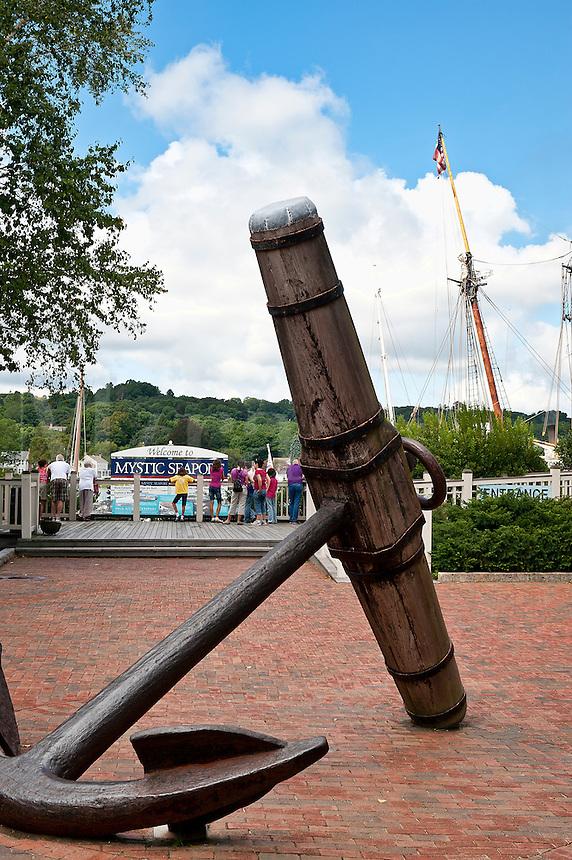 Mystic Seaport Museum, Mystic, Ct, USA