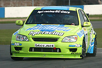 Round 1 of the 2005 British Touring Car Championship. #77. Richard Williams (GBR). HPI Racing with Friends Reunited. Lexus IS200.