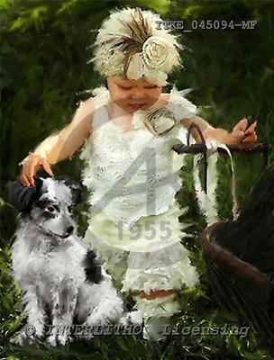 Isabella, CHILDREN, paintings,+children,++++,ITKE045094-MF,#K# Kinder, niños, illustrations, pinturas ,everyday