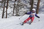 ski sur les pistes de la station d'Arvieux, l'une des 4 stations de ski du Queyras